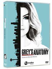 GREY'S ANATOMY - STAGIONE 13 (6 DVD) COFANETTO NUOVO, ITALIANO, ORIGINALE