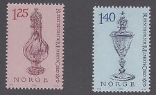 Norway SC # 673-674 MNH 1976