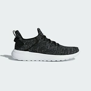 Adidas mens Cloudfoam Lite Racer BYD Running Shoes black/white Chose SIZE FX0245