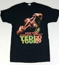 Yedi Tour 2019 A$Ap Ferg Murda Beatz Madeintyo Adult Size M Rap Hip Hop T-Shirt