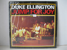 NM DUKE ELLINGTON / Jump For Joy (Holland,1985) LP Vinyl Record (in Shrink Wrap)