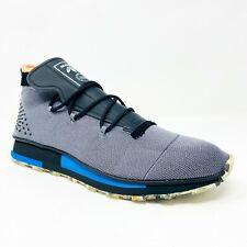 Adidas Alexander Wang AW Run Mid ST Sraig Gray Black Orange AC6844 Mens Shoes