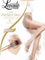 Levante Collant Donna - Perfect skin 5 Light Control Top - Calze 5 DEN