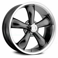 One 20x8.5 Vision 142 Legend 5 5x5/5x127 -6 Gunmetal Wheel Rim
