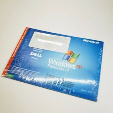 Windows XP Professional Dell Distribution Disk Sealed Version 2002