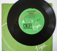 "UB40 (with CHRISSIE HYNDE) - 7""45 - ""I GOT YOU BABE"" - 1985 DEP INT"