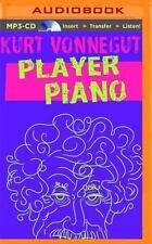 Player Piano by Kurt Vonnegut (2015, MP3 CD, Unabridged)