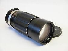 Soligor M42 Mount 200mm F3.5 Prime Telephoto Lens. Stock No u6858