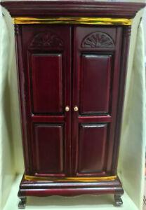 Armario habitación dos puertas dollhouse escala 1/12 Artesania Latina ref.99992