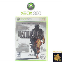 Battlefield Bad Company 2 (2010) Xbox 360 Video Game With Manual Tested Works B+