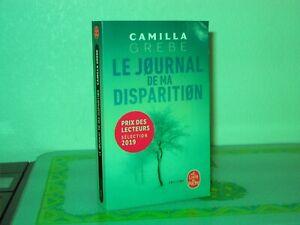 LE JOURNAL DE MA DISPARITION / Camilla GREBE