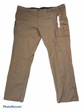 511 Tactical Series sz 58 109614 Mens Cargo Flat Front Dress Pants brown beige