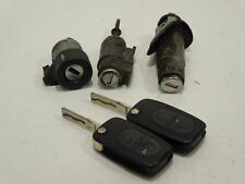 Audi A6 C5 Ignition Barrel Lock Boot Lock Door Lock and Keys