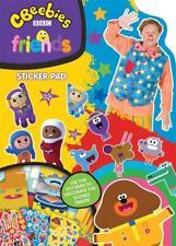 Pegatina en Forma de BBC Cbeebies Childrens Pad Go Jetters Hey duggee mr Tumble