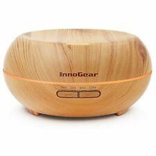 InnoGear 200ml Aromatherapy Essential Oil Diffuser - Wood Grain