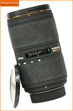 Sigma 50-150mm f2.8 EX DC APO HSM-Nikon + GRATIS UK FRANQUEO