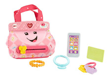 Fisher- FPR50 Laugh and Learn My Smart Purse