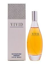 Vivid by Liz Claiborne 3.4 oz EDT Perfume for Women New In Box