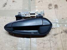 2006 -2011 FIAT GRANDE PUNTO PASSENGER LEFT DOOR HANDLE FRONT BLACK