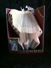 Lemur Folded Book Art Folding PATTERN ONLY #175