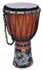 Trommel Afrika/Bali -Style Bongo Djembe Drum 60 cm Percussion aus Tropen Holz