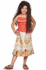 Brand New Disney Moana Classic Toddler/Child Costume