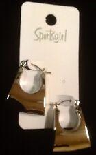 Silver earrings - Sportsgirl brand NWT
