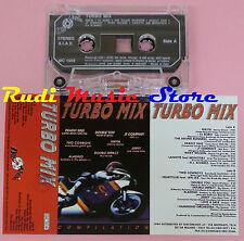 MC TURBO MIX compilation NIKITA DJ BOBO RICKY WILSON DISCOMAGIC cd lp dvd vhs