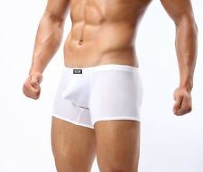 Sexy Boxer Shorts - Gay'le Hipster Bulge-Pants durchsichtig/transparent  Neu  XL