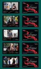 "Twilight Eclipse ""Signature Set"" Trading Card 16-20"