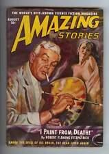 AMAZING STORIES / AUGUST 1949