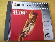 SEA OF LOVE  O.S.T. CD MINT- TOM WAITS TREVOR JONES