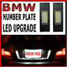 BMW E60 E60 E92 E70 X5 18 SMD LED Canbus Error Free Number License Plate Lamps