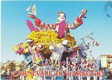 CARNEVALE DI VIAREGGIO - BENVENUTO BURLAMACCO - CARRO (LUCCA) 1990