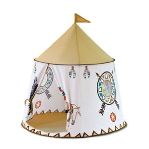 Kid Tent House Princess Castle 123*116cm Children Teepee Bed Tent Birthday Gift