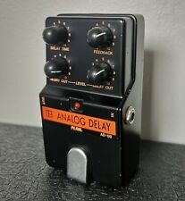 Pearl AD-08 Analog Delay Vintage Guitar Synth Effects 80s Japan MIJ ..SUPERB!!
