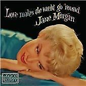 Love Makes The World Go Round, Jane Morgan, Audio CD, New, FREE & FAST Delivery