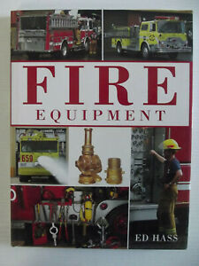 Fire Equipment (Inglese) Copertina rigida-