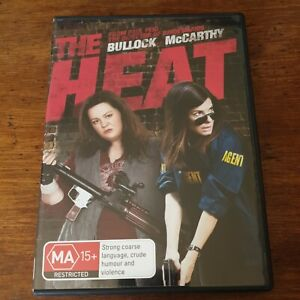 The Heat DVD R4 Like New! FREE POST