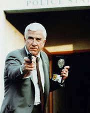 LESLIE NIELSEN THE NAKED GUN 8X10 PHOTO