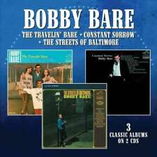 Bare,bobby - Travelin bare / Constant Sorr NEW CD