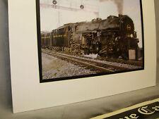 Norfolk Western Steam Freight in Ohio W Virginia  Artist Railroad Archives ee