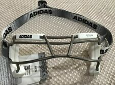 Adidas Oqular Eqt White Lacrosse Field Hockey Women's Sports Goggles Bs4311 Nwt