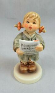 Goebel Hummel - First Solo - TMK 8 - Figurine # 2182 - Choir Girl