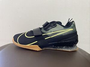 NIKE ROMALEOS 4 CAMO WEIGHTLIFTING SHOES SIZE 7 MENS / 8.5 WMN (CD3463-032) NEW