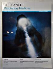 The Lancet Respiratory Medicine January 2018 asthma sepsis influenza