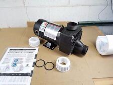 Dayton 5Pxf7 Jet Tub Pump, 1/2Hp, 3450, 115/230V