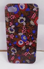 MARC by Marc Jacobs Multi-Color Floral Print iPhone 4/4s Cover Case Msrp $42.00