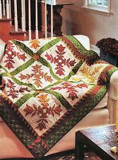Crimson And Clover Quilt Pattern Pieced/Applique GK