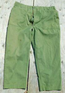 Vietnam era US OG-507 Pants Trousers Utility 42 x 27